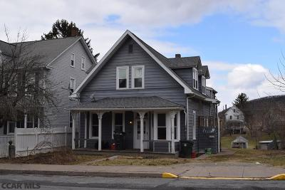 Bellefonte Multi Family Home For Sale: 433 Bishop Street E