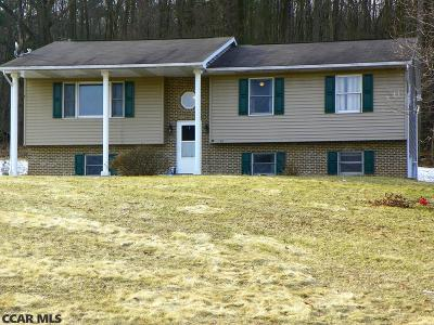 Single Family Home For Sale: 815 Loveville Road