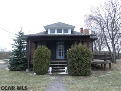 Lanse PA Single Family Home For Sale: $69,900