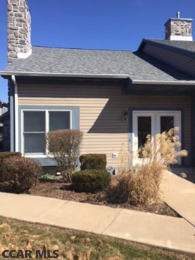 Condo/Townhouse For Sale: 708 Tussey Lane
