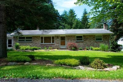 Single Family Home For Sale: 226 Mountain Road