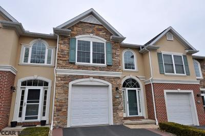 Centre County Condo/Townhouse For Sale: 195 Wiltree Court