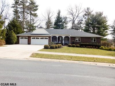 State College PA Single Family Home For Sale: $565,000