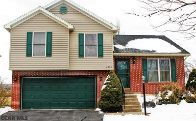 State College PA Single Family Home For Sale: $239,300