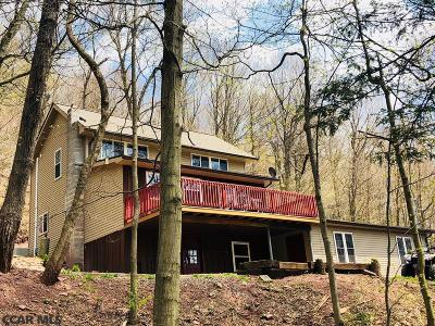 Single Family Home For Sale: 1300 Steele Hollow Road