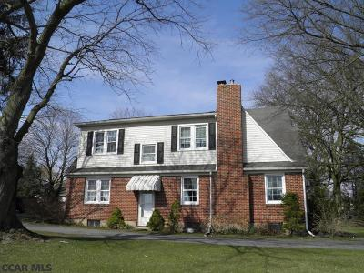 Mill Hall PA Single Family Home For Sale: $224,900