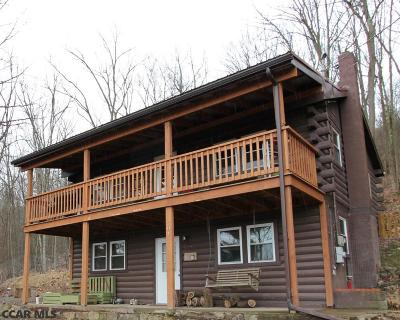 Single Family Home For Sale: 204 Eagles Nest Road