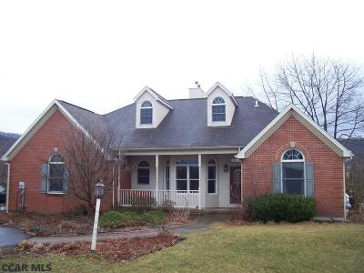 Single Family Home For Sale: 162 Colyer Road