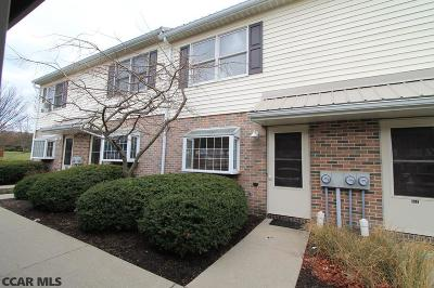 State College PA Condo/Townhouse For Sale: $175,000