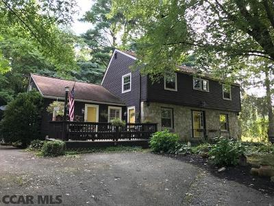 Single Family Home For Sale: 1003 William Penn Highway