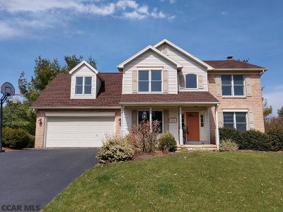 State College PA Single Family Home For Sale: $379,000
