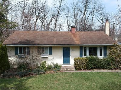 Boalsburg PA Single Family Home Sold: $214,900