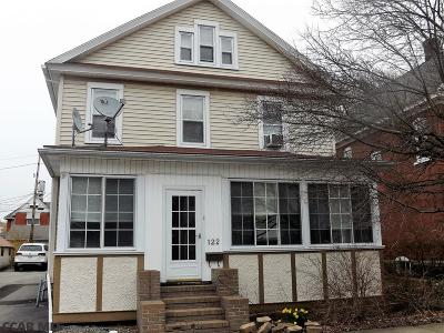 Philipsburg Single Family Home For Sale: 122 4th Street N