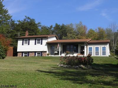 Single Family Home For Sale: 702 Huling Road