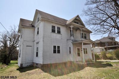 Single Family Home For Sale: 2766 Main Street
