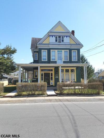 Bellefonte Multi Family Home For Sale: 456 High Street E
