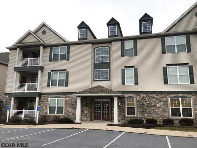 State College PA Condo/Townhouse For Sale: $189,900