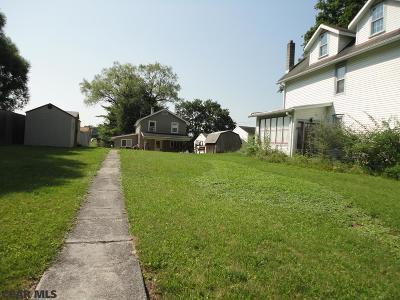 Bellefonte Single Family Home For Sale: 340 Lamb Street E