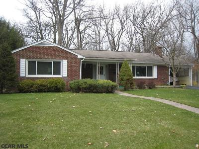 Single Family Home For Sale: 963 Shady Lane