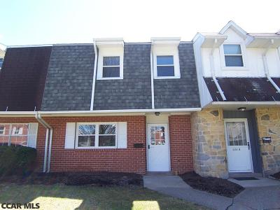 State College PA Condo/Townhouse For Sale: $182,000