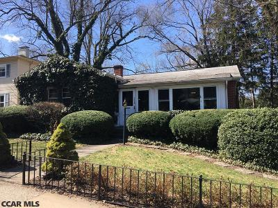Single Family Home For Sale: 1118 S Allen Street