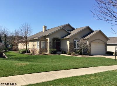 Single Family Home For Sale: 2399 Harvest Ridge Drive