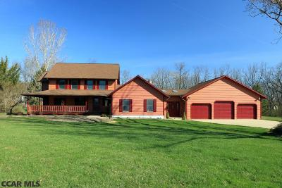 Single Family Home For Sale: 2560 Apple Green Circle