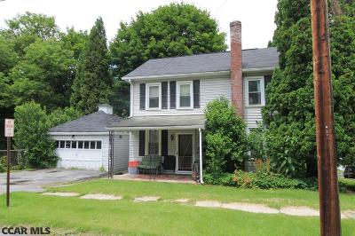 Bellefonte Single Family Home For Sale: 445 Holmes Street