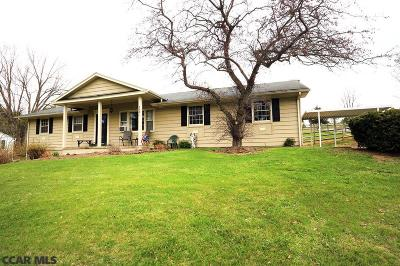 Single Family Home For Sale: 163 Armagast Road