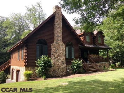 Single Family Home For Sale: 314 Bilger Lane