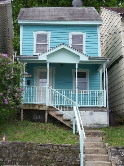 Bellefonte Single Family Home For Sale: 118 Logan Street E
