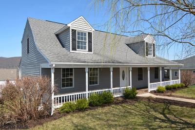 Bellefonte Single Family Home For Sale: 125 Rosehill Drive