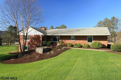 Single Family Home For Sale: 224 Rimmey Road