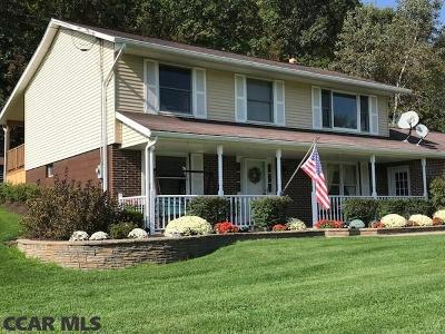 Single Family Home For Sale: 3906 S Eagle Valley Road