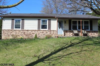 State College PA Single Family Home Sold: $242,500