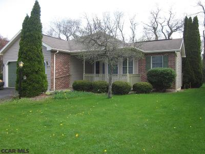 State College PA Single Family Home Pending: $250,000