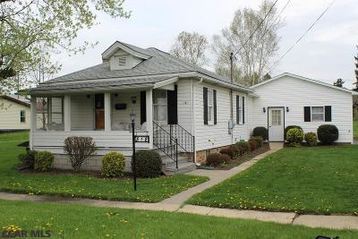 Single Family Home For Sale: 512 Mary Street
