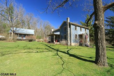Single Family Home For Sale: On Greenwood Road