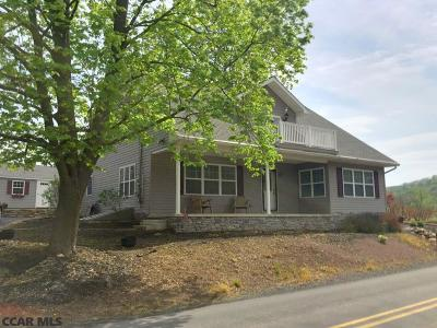 Single Family Home For Sale: 659 E River Road