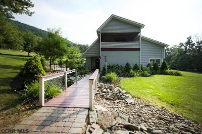 Single Family Home For Sale: 624 Windmill Road