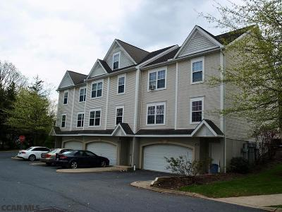 State College PA Condo/Townhouse For Sale: $239,900