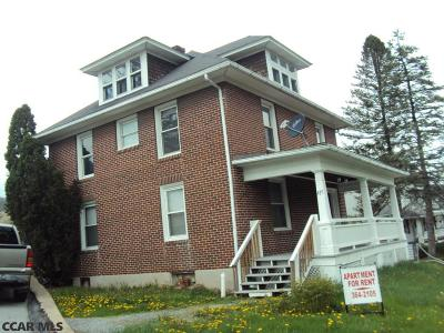 Bellefonte Multi Family Home For Sale: 437 Halfmoon Street