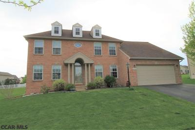 Single Family Home For Sale: 2378 Setter Run Lane