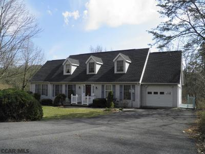 Lock Haven PA Single Family Home For Sale: $219,900
