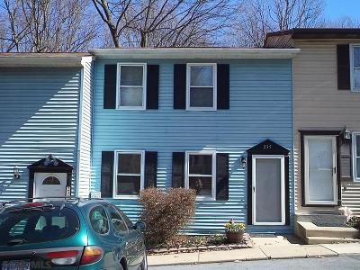 State College PA Condo/Townhouse For Sale: $179,900