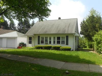 Single Family Home For Sale: 1166 Oneida Street