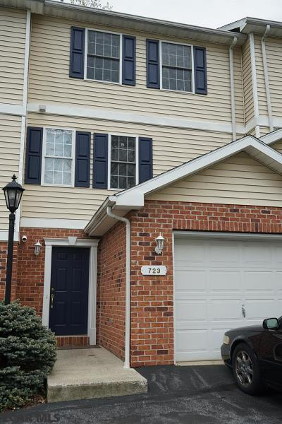 State College PA Condo/Townhouse For Sale: $232,000