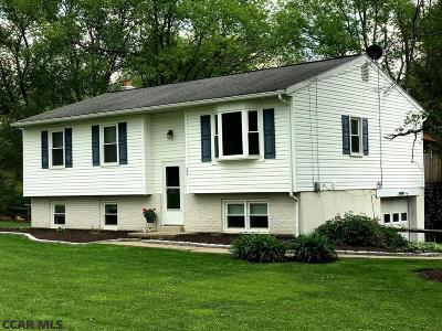 Port Matilda PA Single Family Home For Sale: $229,500