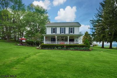 Bellefonte Single Family Home For Sale: 169 Linger Hill Lane