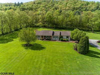 Centre County Single Family Home For Sale: 2580 Marsh Creek Road